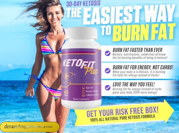 Keto Fit Plus Weight Loss Pills