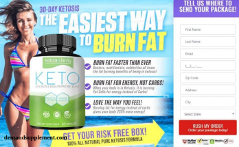 Nature Clarity Keto