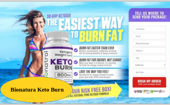 Bionatura Keto Burn