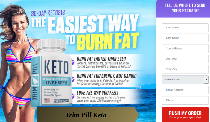 Trim Pill Keto Weight Loss Pills