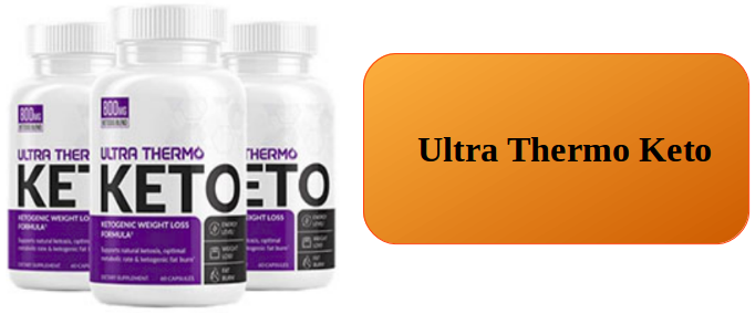 Ultra Thermo Keto diet Supplement