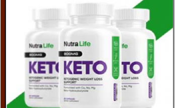 Nutra Life Keto Supplement